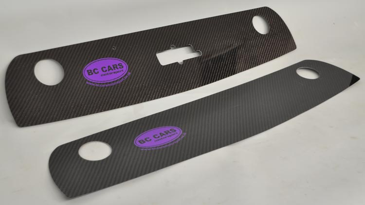 Carbon Fibre slam panel MK1 Mazda MX5
