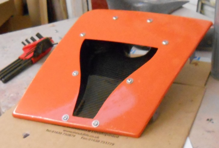 NACA style duct for MX5