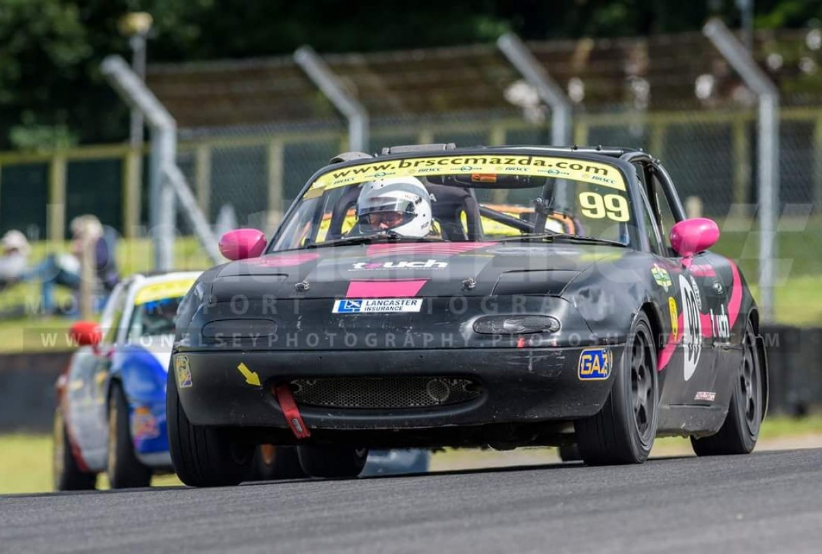 Patrick Collins Black Car No 99. Second season and also looking for some top 25 finishes