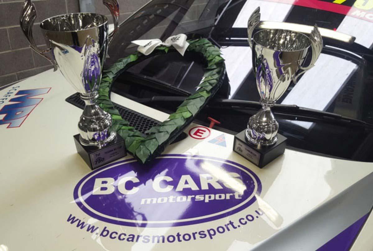 Brands Hatch success in the Tegiwa M3 Cup