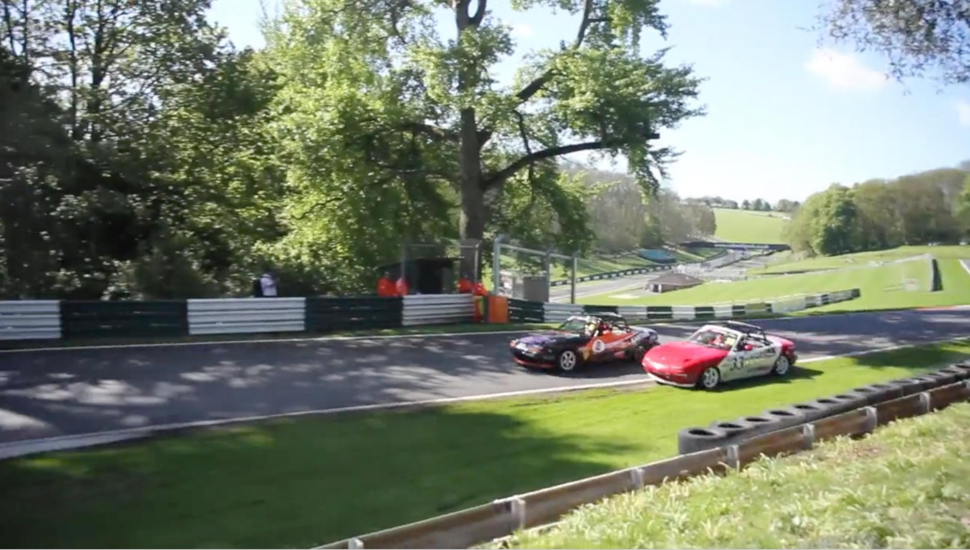 Cadwell Park, Hall Bends 2019