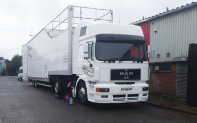 New Lorry for BC Cars 2020