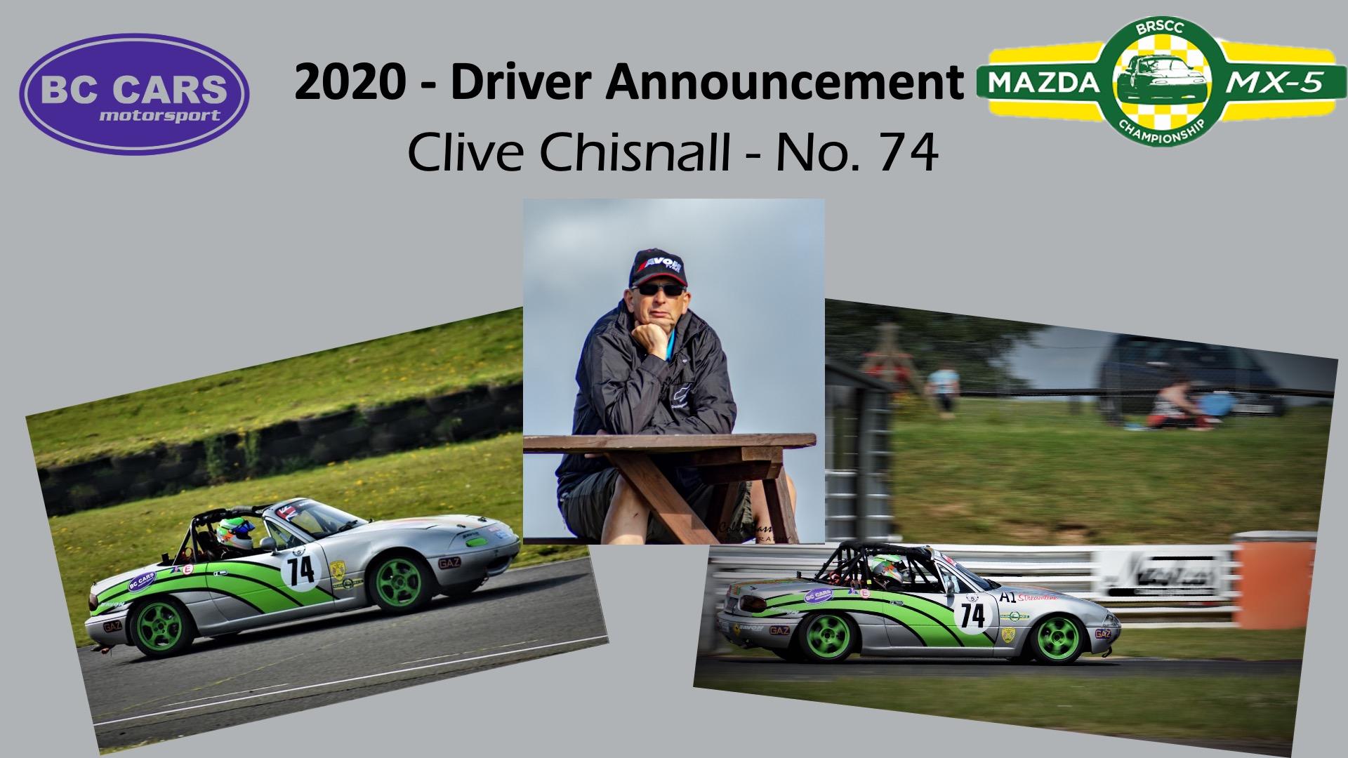 Driver Profile - Clive Chisnall